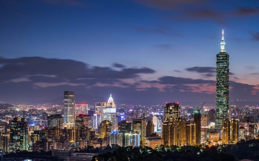 Destino Taipei Taiwan