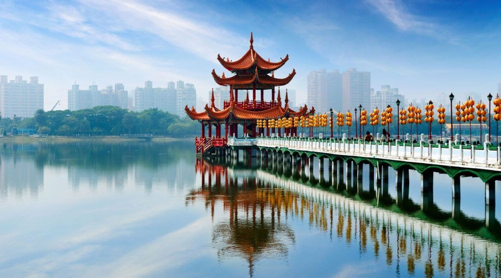 Destino Taiwan Kaohsiung