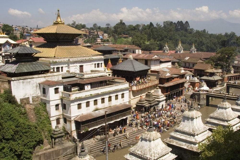 Destino Templo Pashupatinath