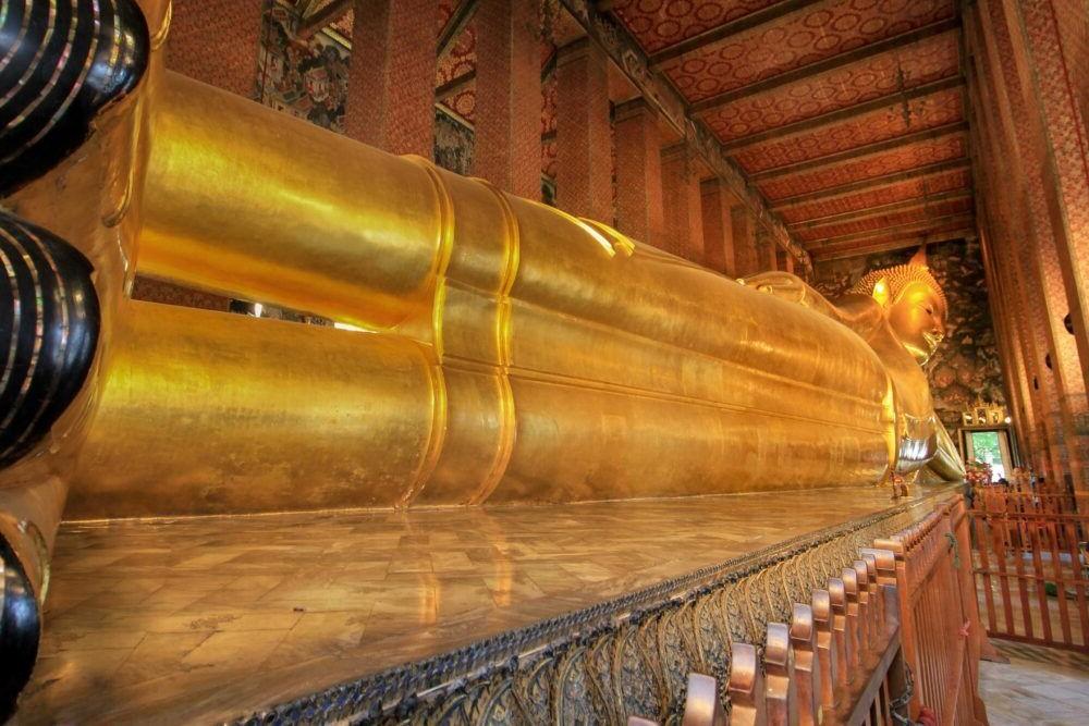 Destino Templo del Buda Reclinable bangkok