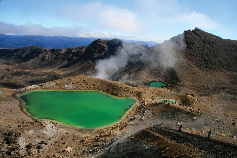 Destino Tongariro National Park
