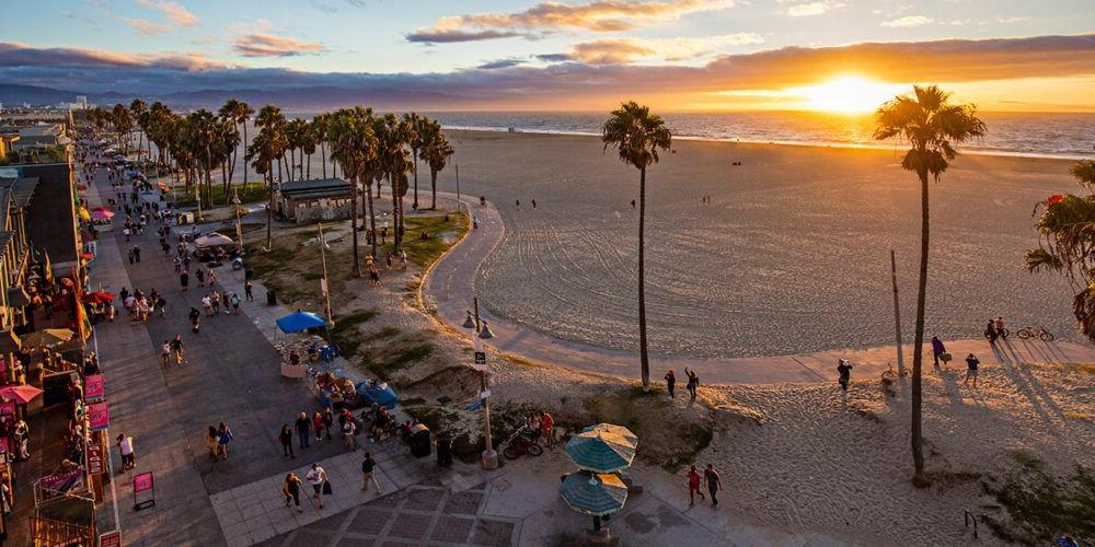 Destino Venice Beach