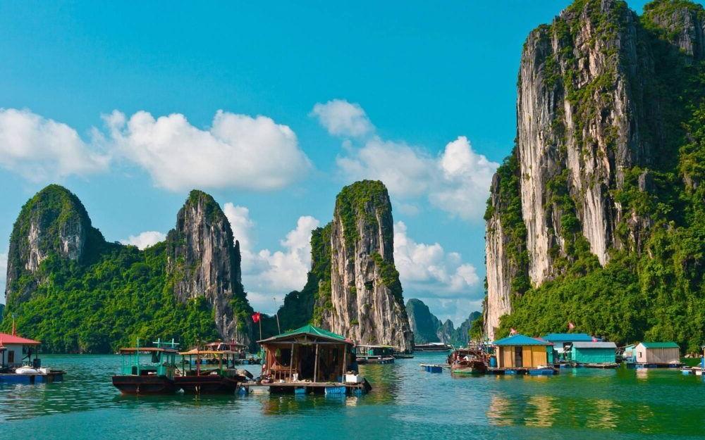 Destino Vietnam, Bai Tu Long Bay