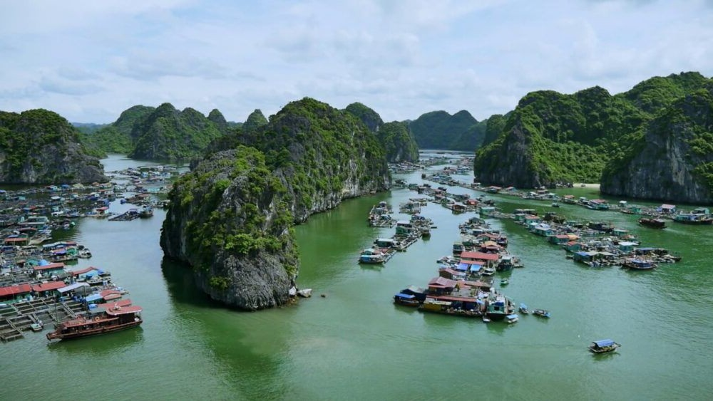 Destino Vietnam, Cat Ba Island
