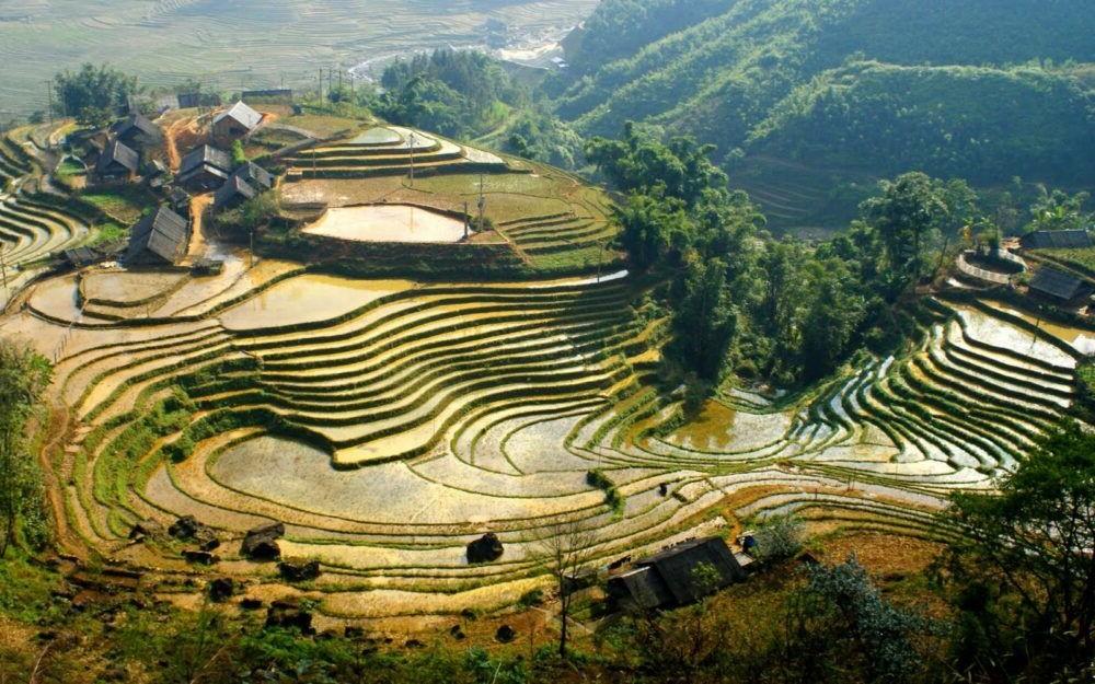 Destino Vietnam, Sapa