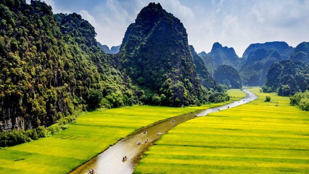 Destino Vietnam, Tam Coc
