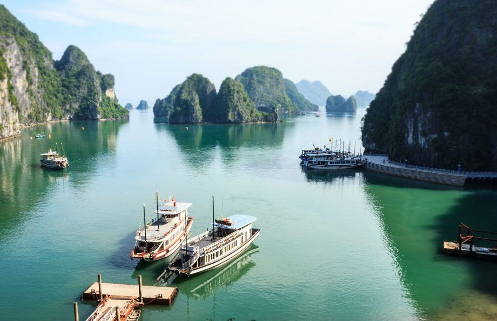 Destino Vietnam, bahía de ha long