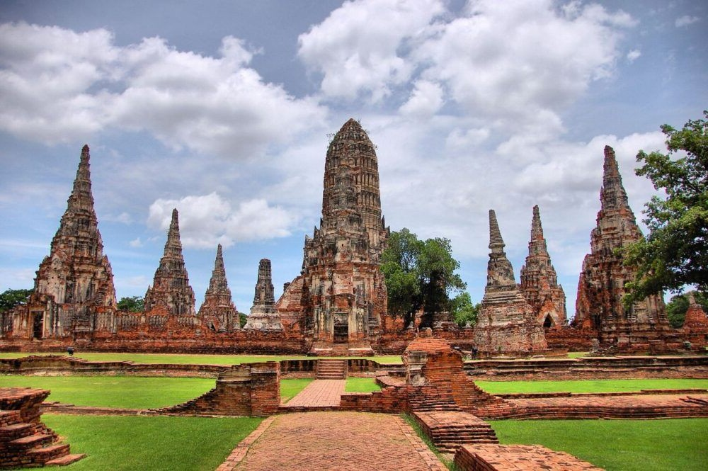Destino Wat Chaiwatthanaram