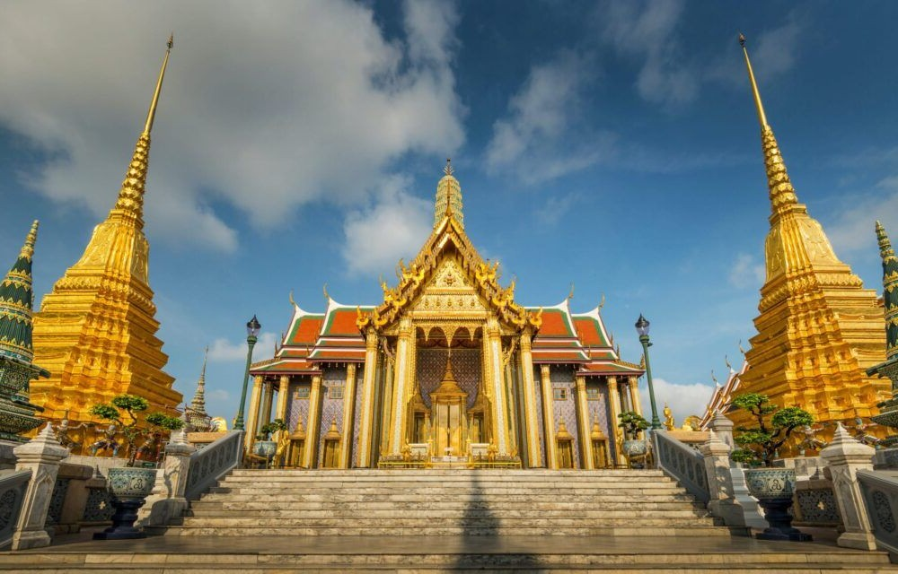 Destino Wat Phra Kaew tailandia