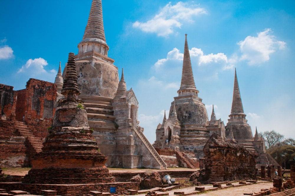 Destino Wat Phra Si Sanphet