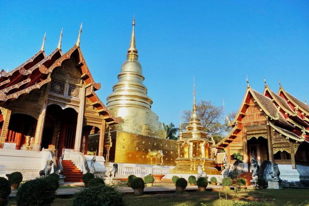 Destino Wat Phra Singh