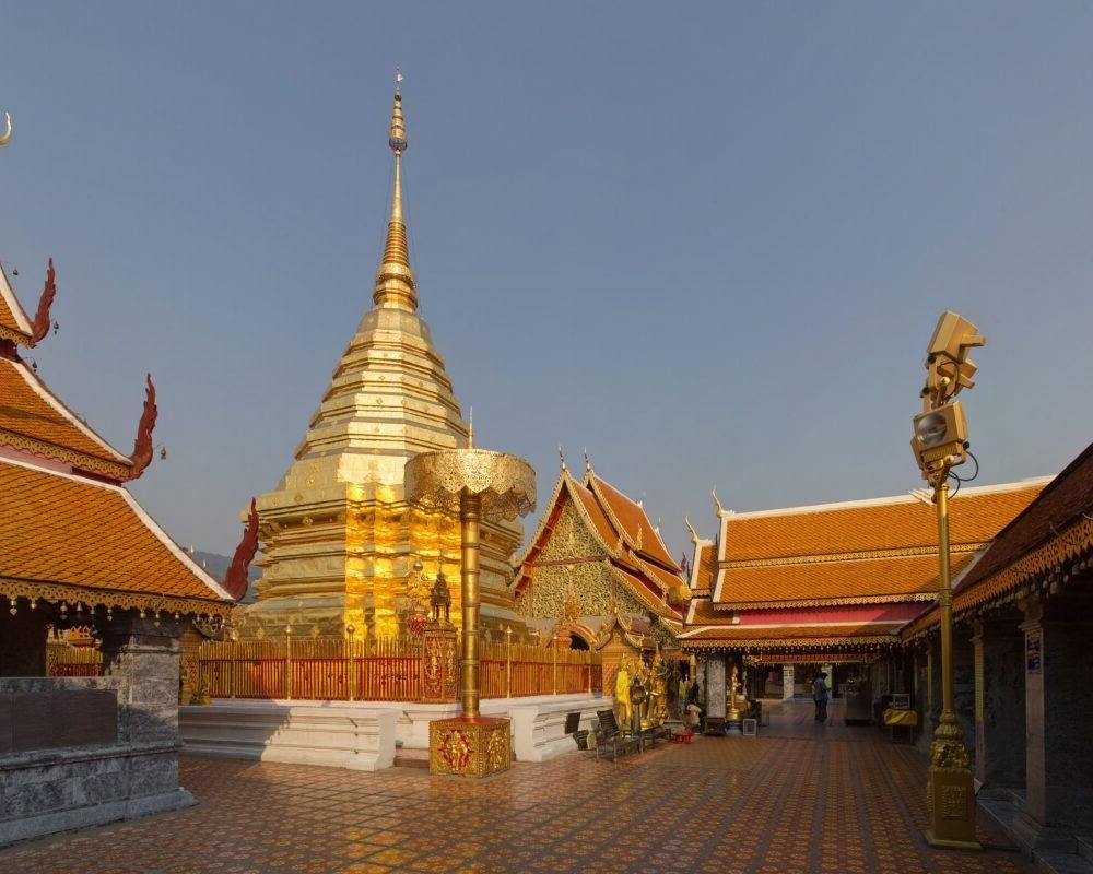10 atracciones turísticas principales en Chiang Mai 2