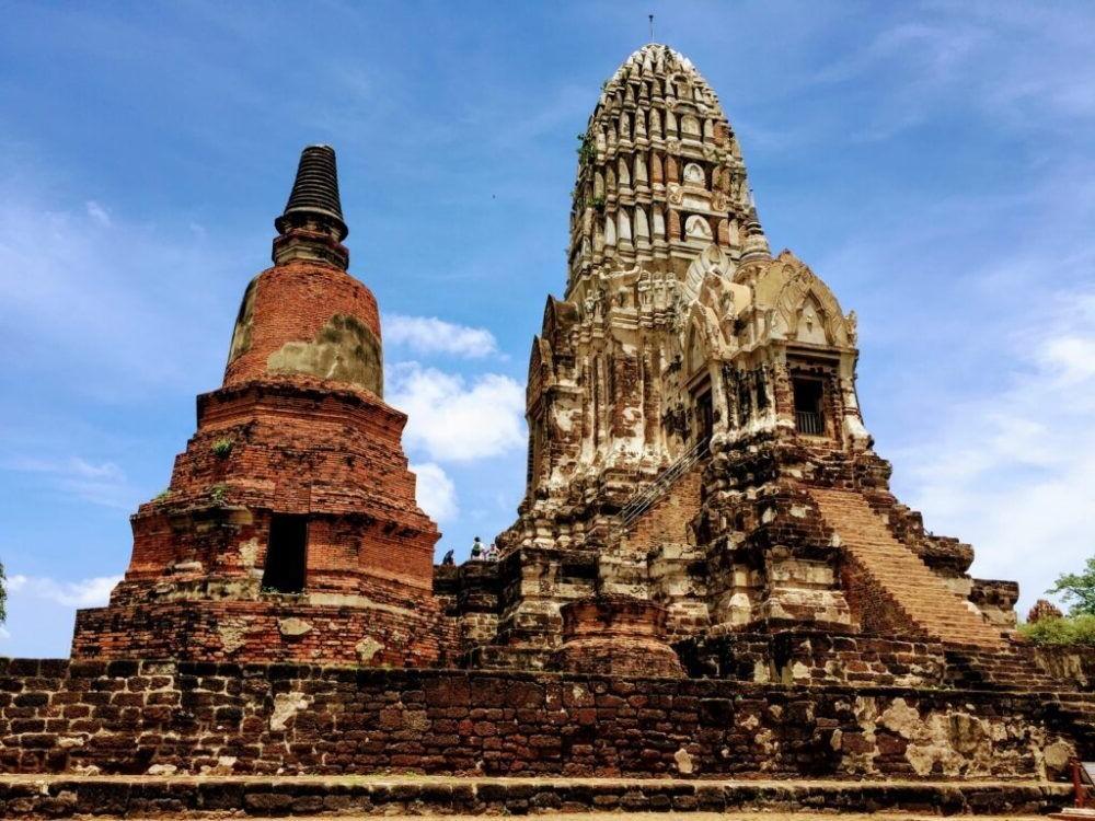 Destino Wat Ratchaburana