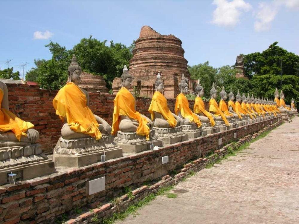Destino Wat Yai Chai Mongkhon