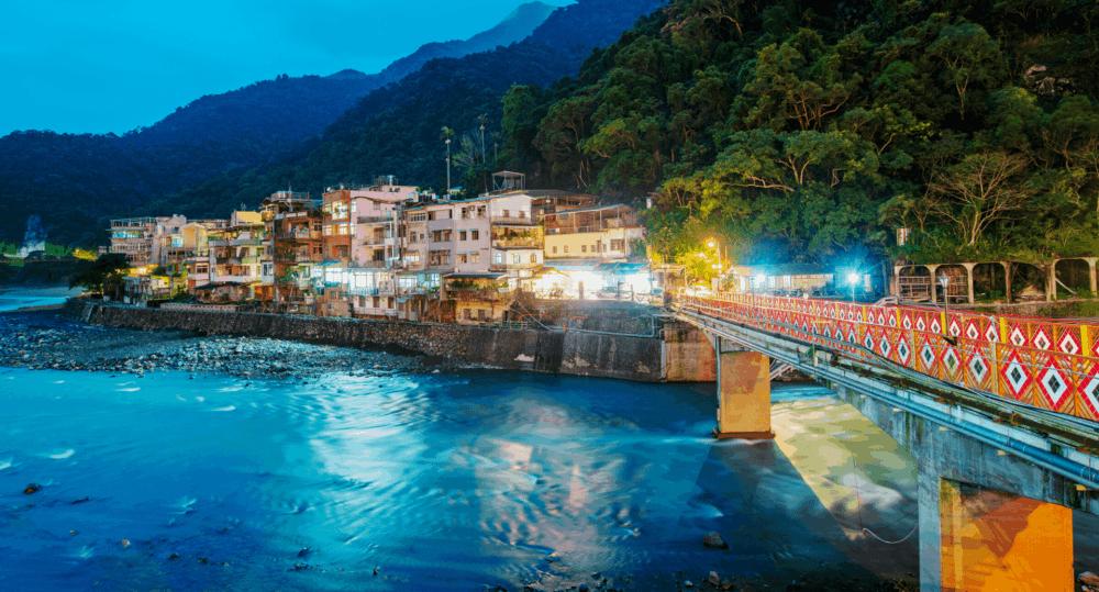 Destino Wulai Taiwan