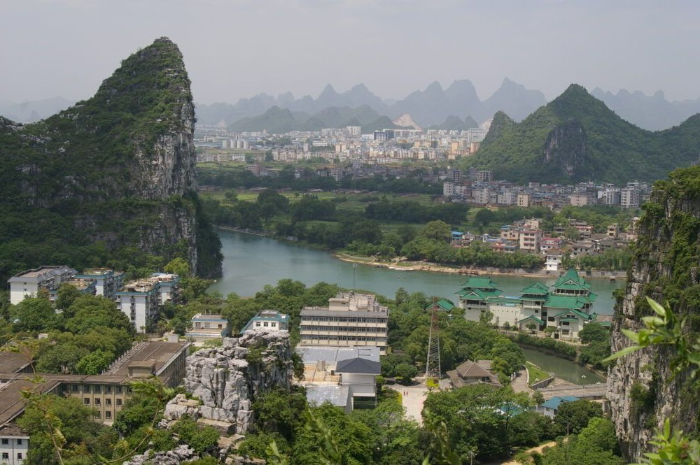 Destino en el Sur de China, Guilin