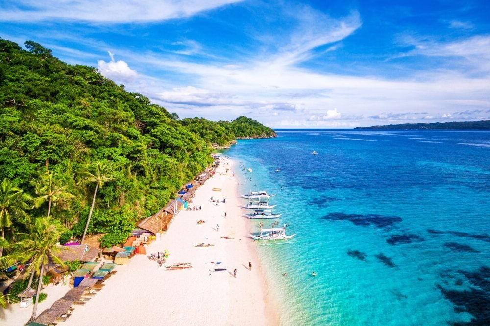 Destino filipínas, Boracay
