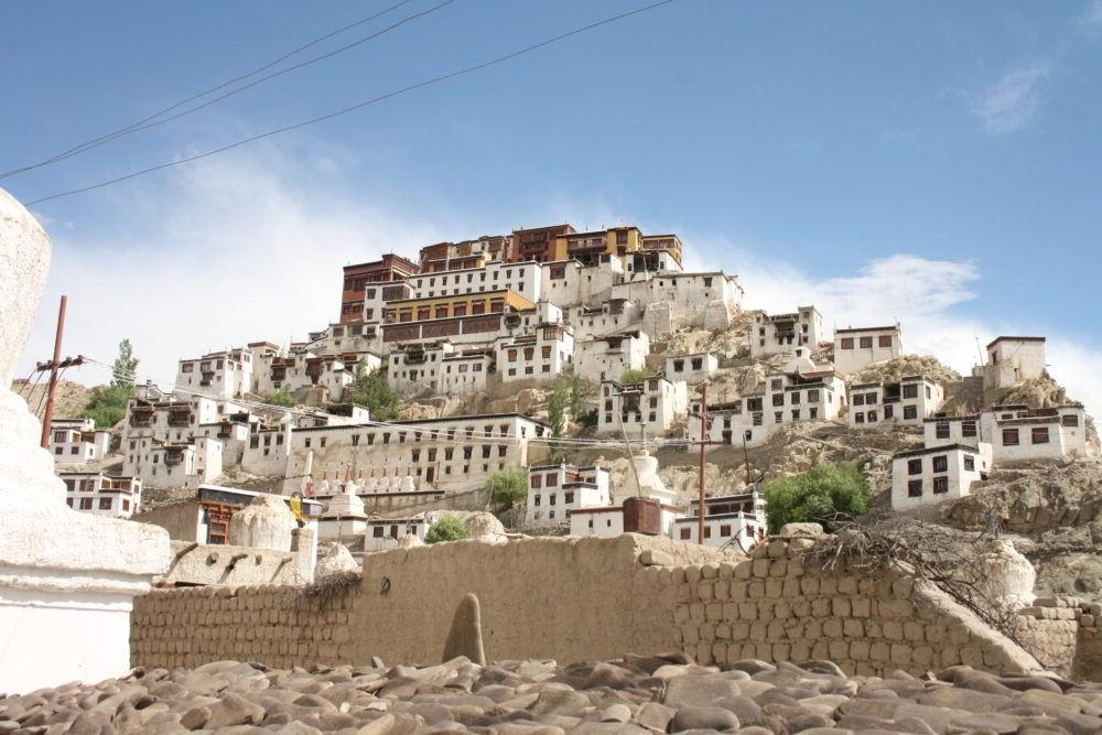 Destino india, Monasterio de Thikse