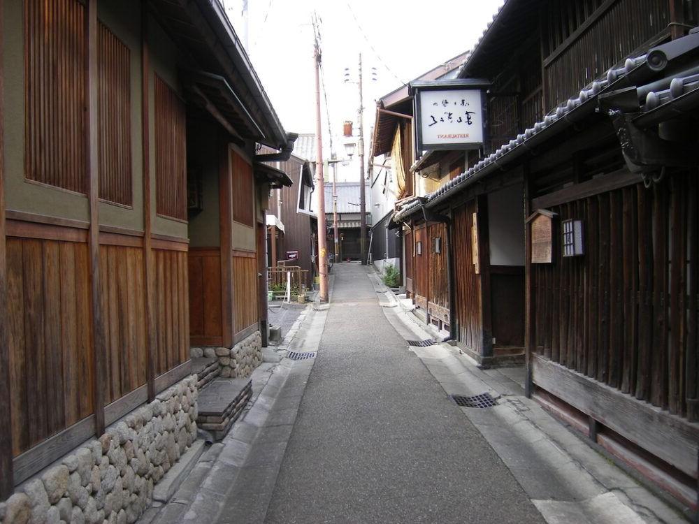 Destino japón, Naramachi