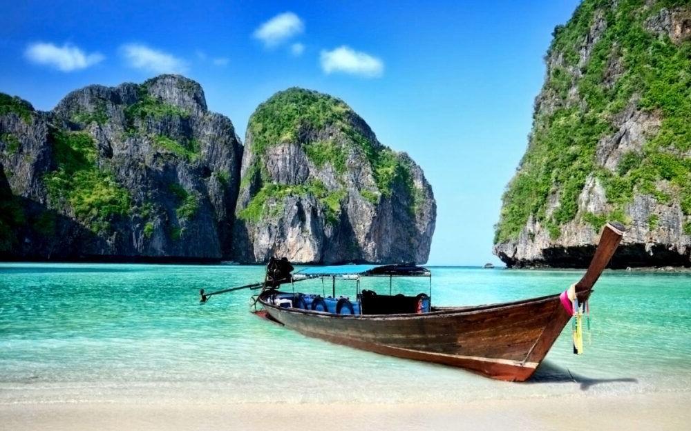 8 Grandes Playas en Ko Phi Phi