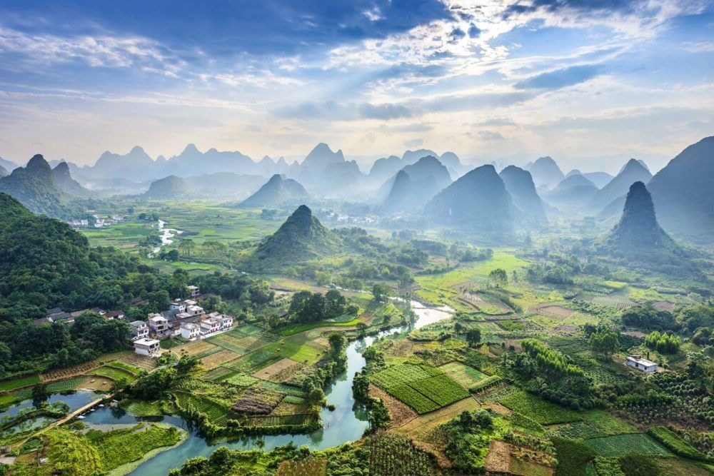 Destino sur de China, Yangshuo