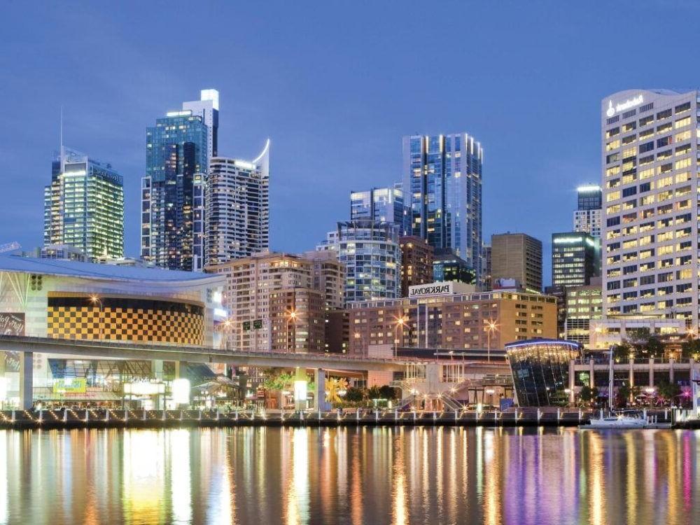 Donde Alojarse en Darling Harbour Sydney