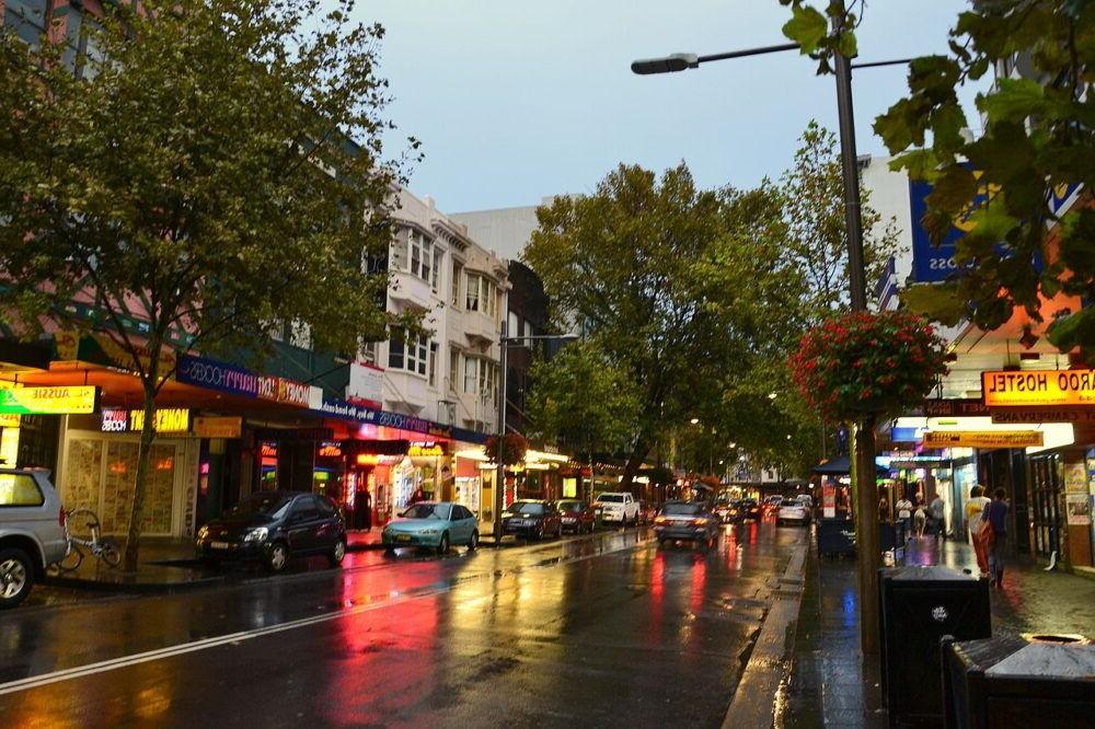 Donde Alojarse en Darlinghurst Sydney