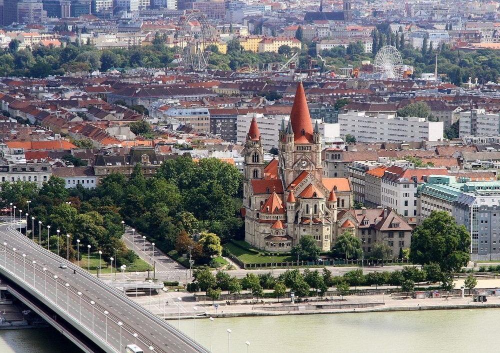 Donde Alojarse en Leopoldstadt Viena