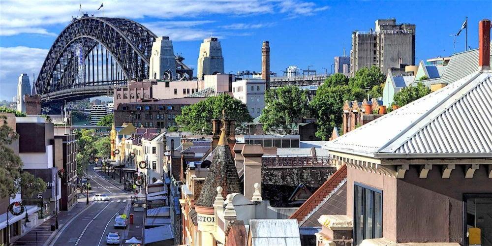 Donde Alojarse en The Rocks Sydney