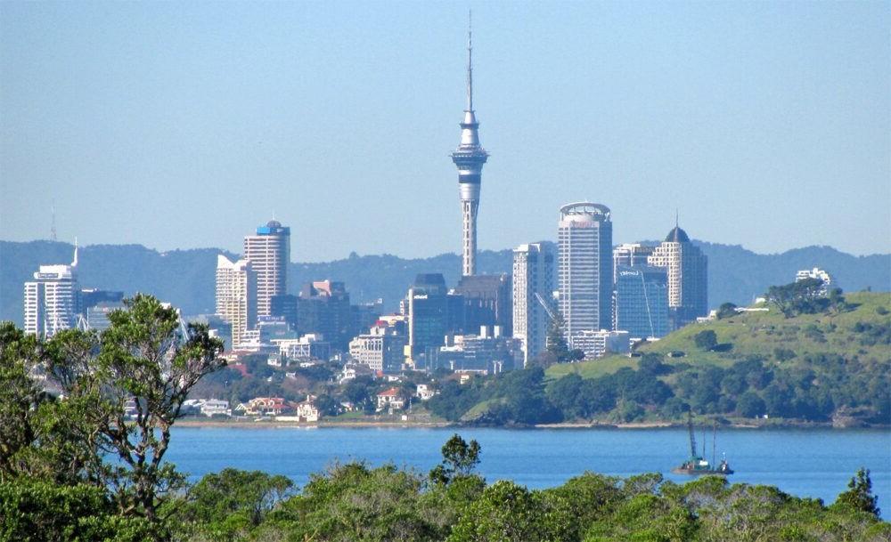 Dónde alojarse en Auckland