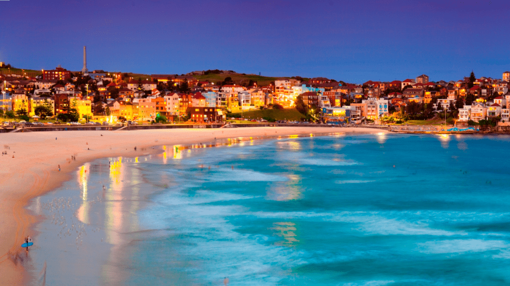 Donde Hospedarse en Bondi Beach Sydney