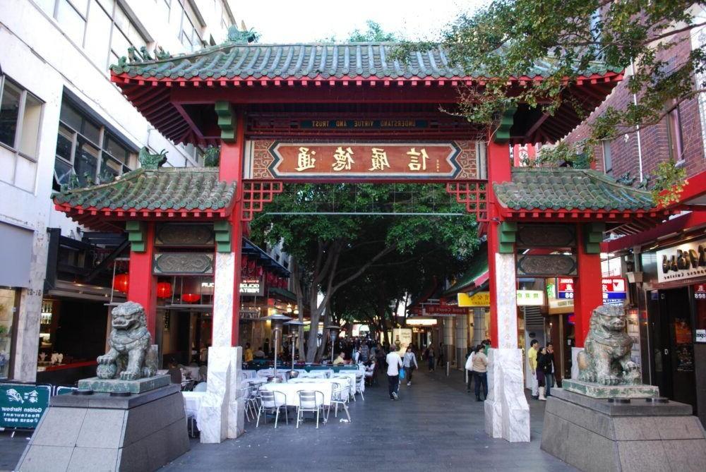 Donde Hospedarse en Chinatown Sydney