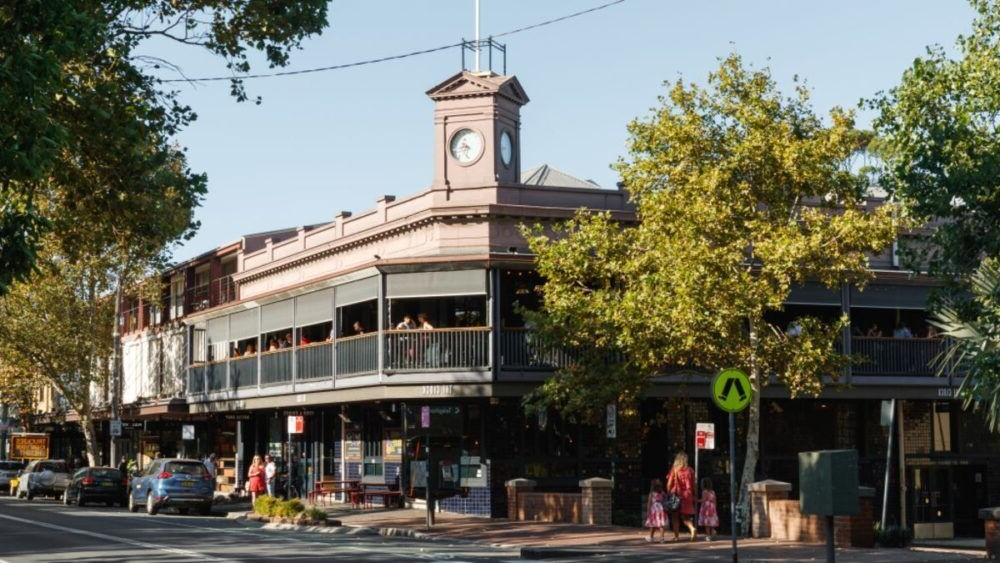 Donde Hospedarse en Surry Hills Sydney