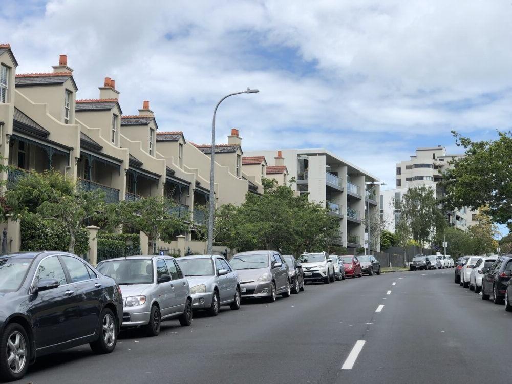 Donde hospedarse en Newmarket Auckland