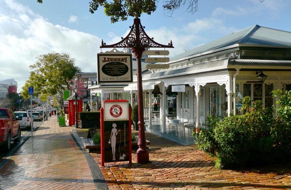 Donde hospedarse en Parnell Auckland
