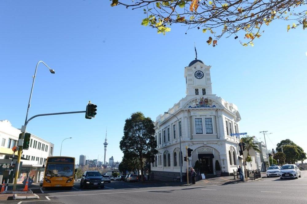 Donde hospedarse en Ponsonby Auckland