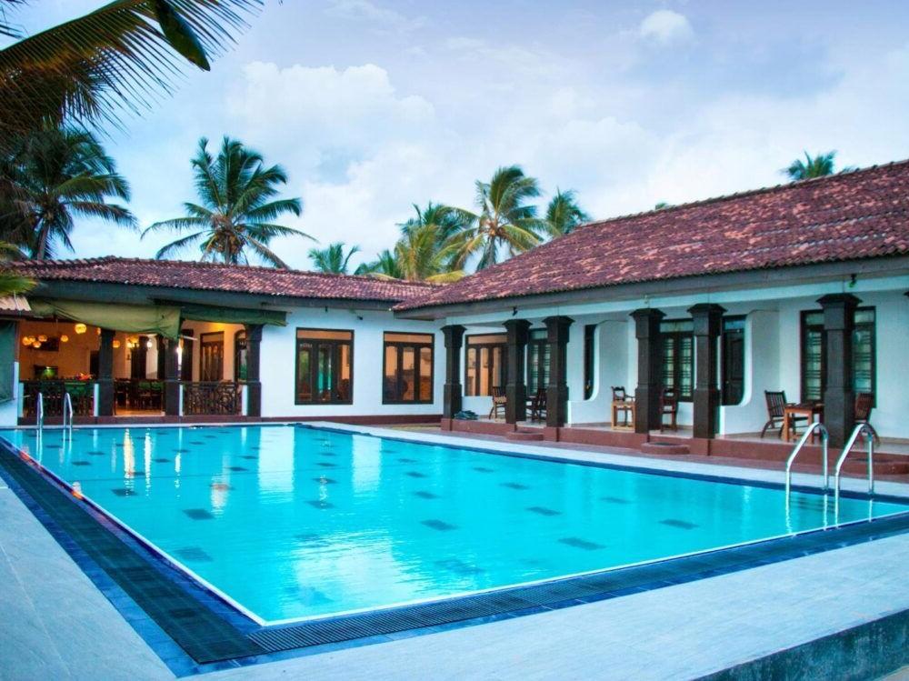 Donde hospedarse en Sri lanka Hotel Hikkaduwa