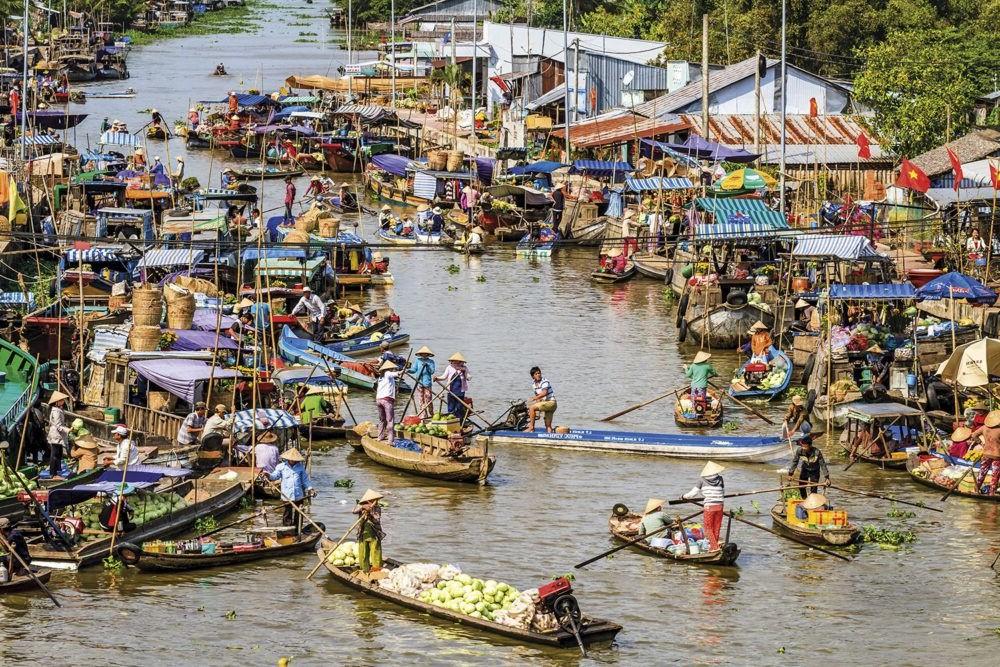 Excursión por Delta del Mekong
