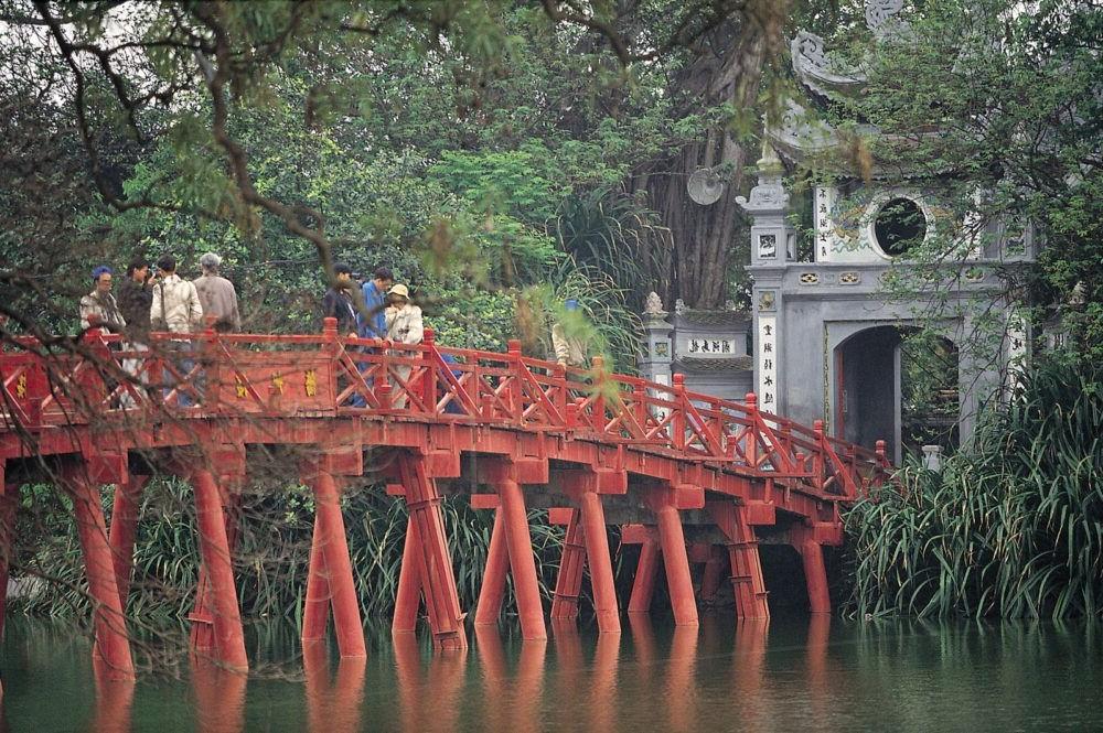 Excursión por Hanoi