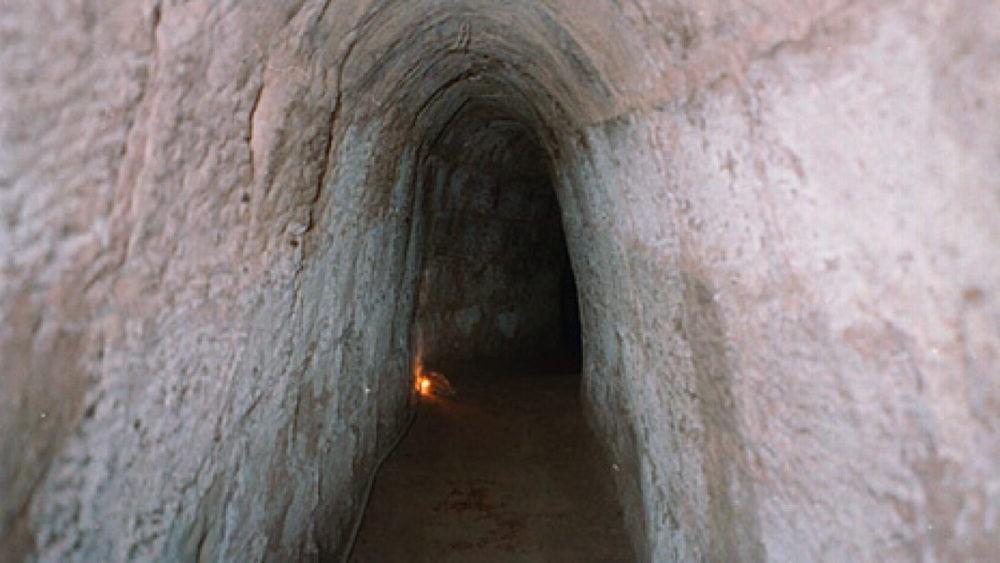 Excursión por Túneles de Cu Chi