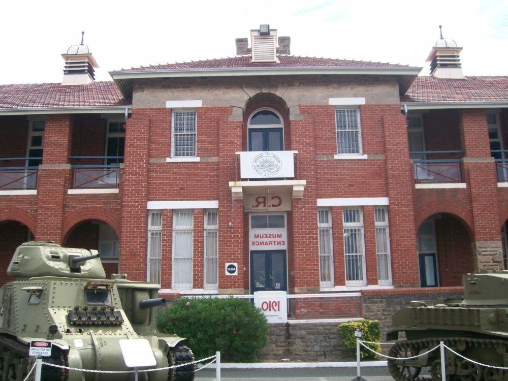 Excursión por el Australian Museum of Armed Artillery