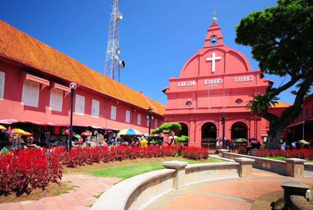 Excursion a Melaka