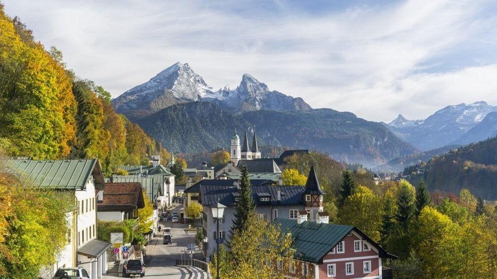 Excursión por Berchtesgaden