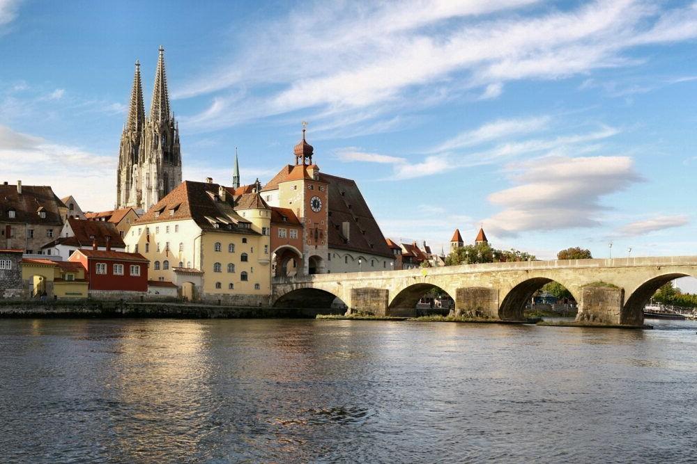 Excursión por Regensburg