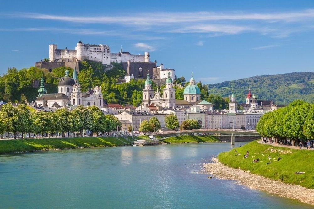 Excursión por Salzburgo