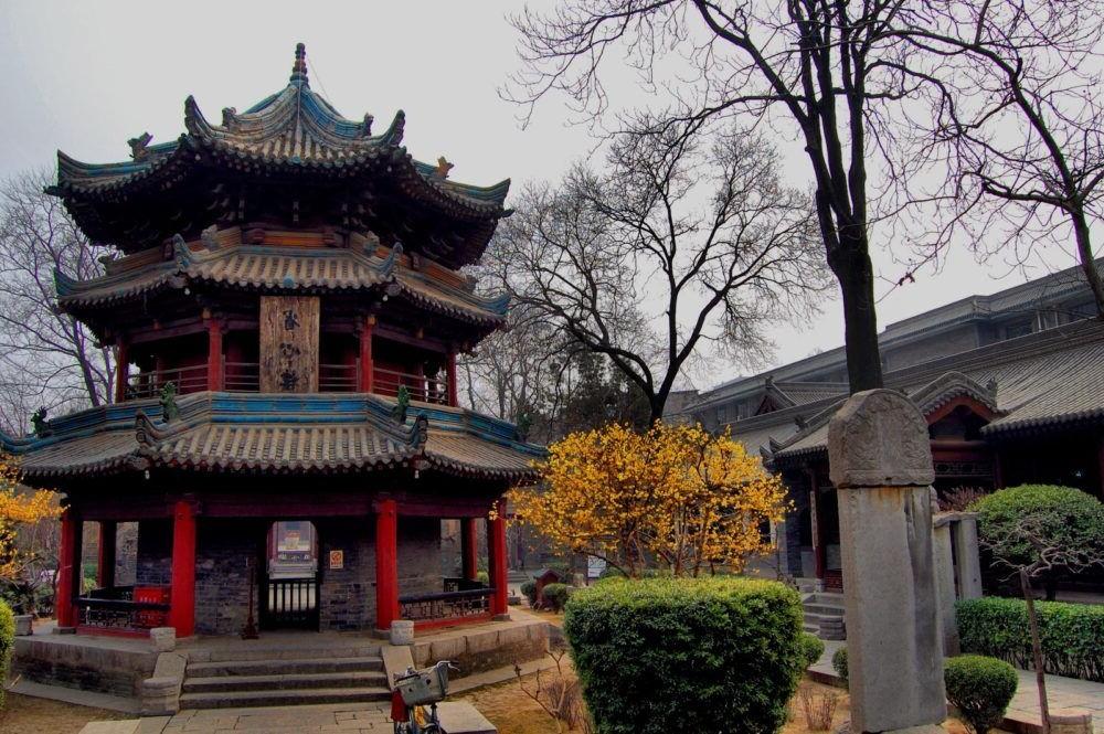 Gran Mezquita de Xi'an, un lugar para visitar en China