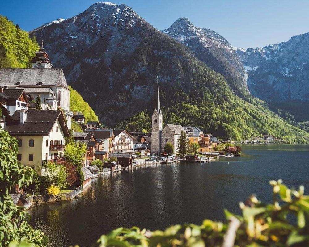 Las 14 ciudades más encantadoras de Austria