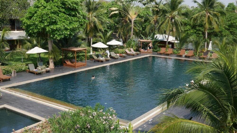 Hopedaje en el Royal River Kwai Resort Spa