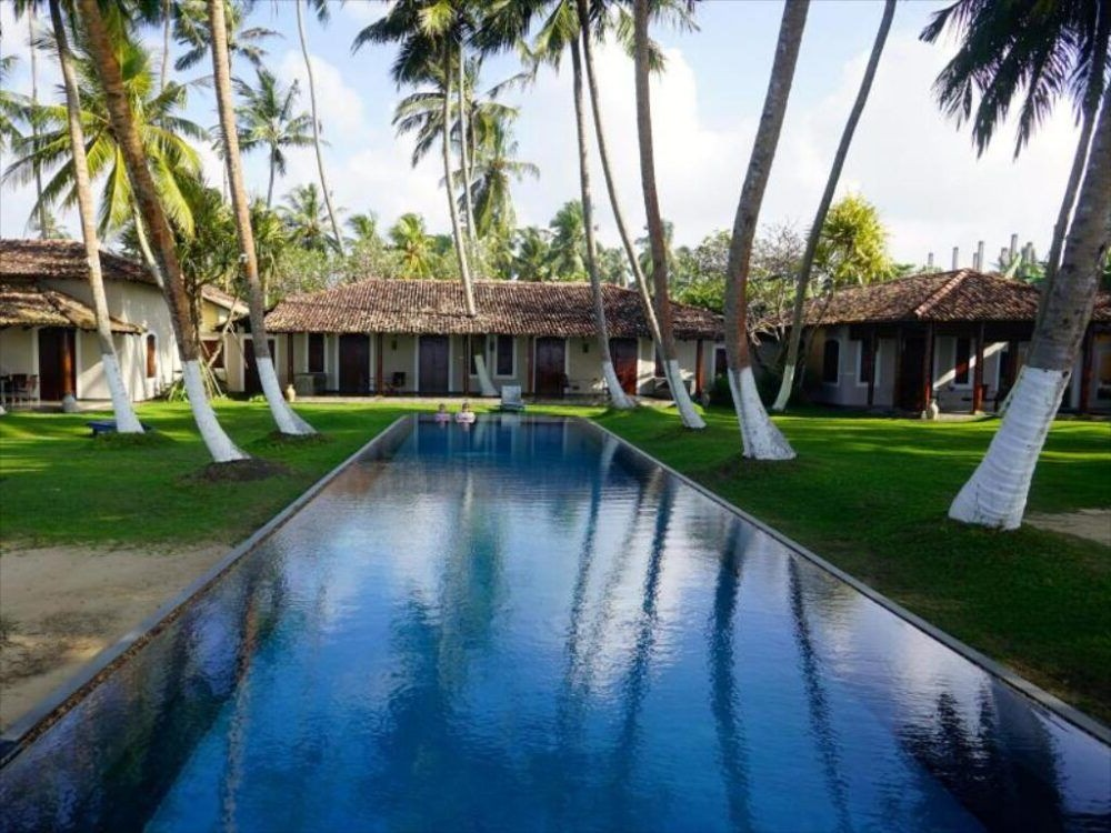 Los 10 mejores hoteles de playa de Sri Lanka (con fotos y mapa)