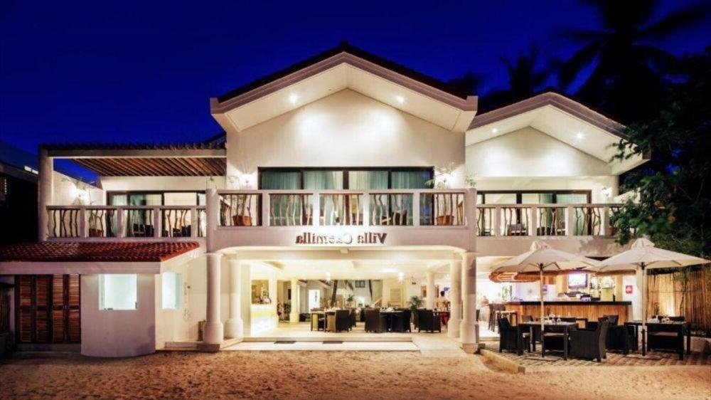 7 mejores lugares para alojarse en Boracay